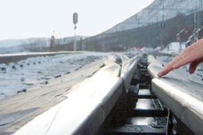 Rails de chemins de fer