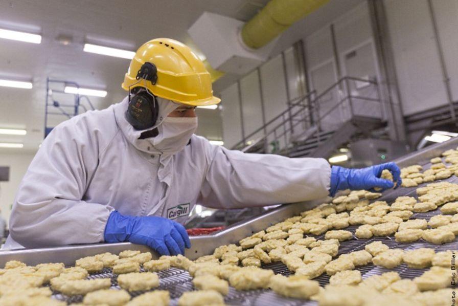 Quatre chantiers d avenir pour l agroalimentaire fran ais for Salon de l agroalimentaire