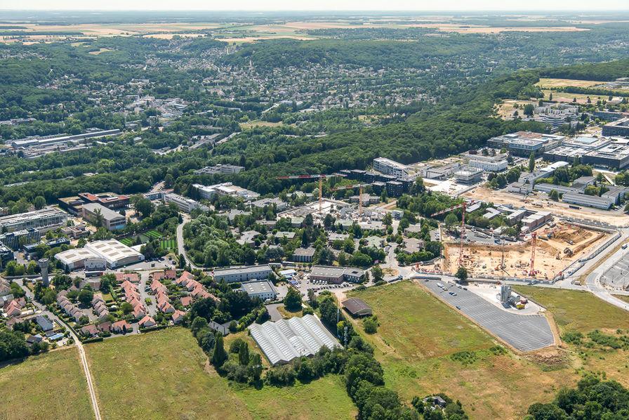 L'Université Paris-Saclay, première en maths