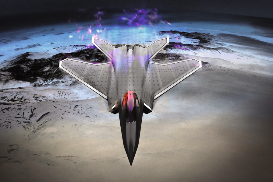 Pourquoi le Scaf, l'avion de combat du futur, peut dire merci à l'A 400M