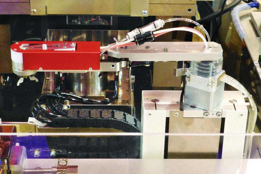Oser lusine sur le bureau machines outils