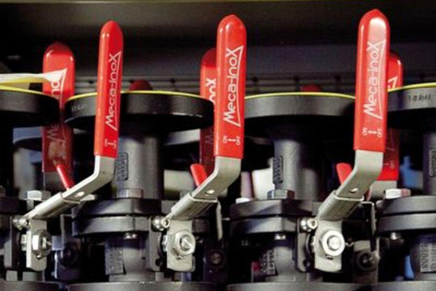 Mecanique La Robinetterie Industrielle Joue Le Haut De Gamme