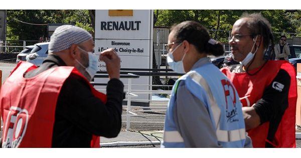 Choisy-le-Roi, spécialiste du recyclage de moteurs, sacrifié par Renault - Emploi