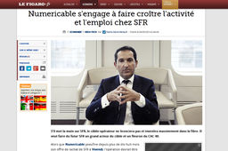 Carmat, SFR / Numericable, les ex-Lejaby, le burn-out, Apple : la revue de presse de l'industrie