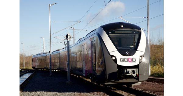 Alstom va tester ses trains régionaux autonomes en Allemagne - Ferroviaire