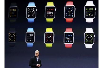 L'Apple Watch sera commercialisée le 24 avril entre 399 et 18 000 euros