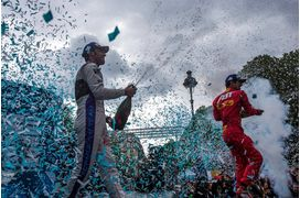 [VIDEO] Lucas Di Grassi remporte le premier Grand Prix de Formule E de Paris