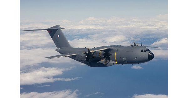 Airbus Military vise le succès planétaire pour l'A400M