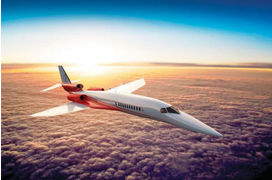 "L'AS2 d'Aerion : ""Enfin un avion commercial supersonique à l'horizon !"""