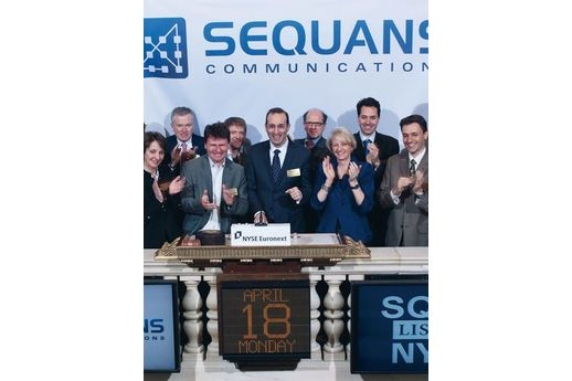Sequans, la start-up qui séduit Wall-Street