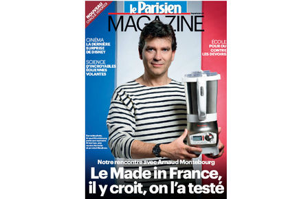 Arnaud Montebourg, un an de Redressement productif en huit photos