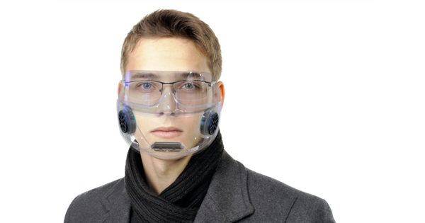 [Made in France] Un masque à la durée de vie illimitée - L'Usine Santé
