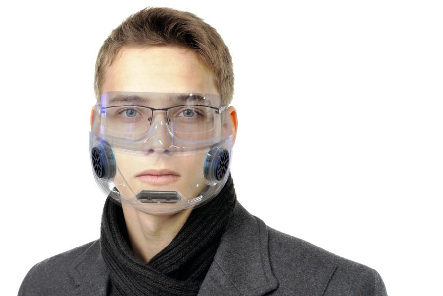 [Made in France] Un masque à la durée de vie illimitée