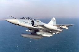 L'Inde confirme la commande Mirage 2000