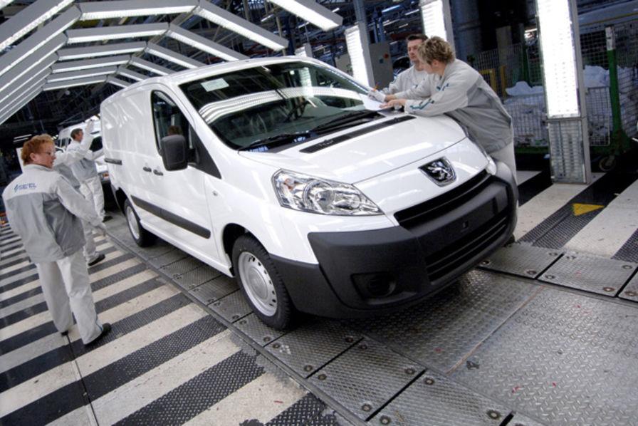 PSA exporte ses utilitaires en Amérique Latine