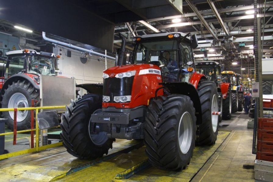 A beauvais les tracteurs agco massey ferguson recrutent - Cars et les tracteurs ...