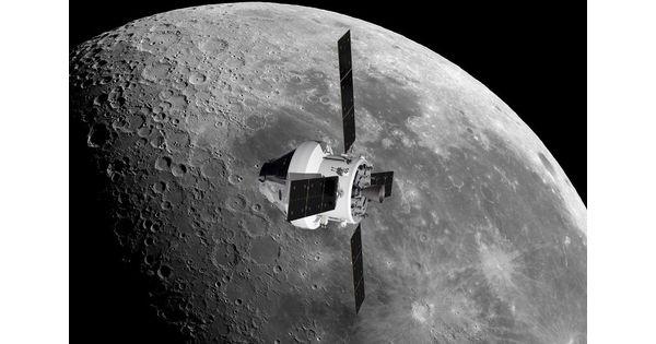 [Vidéo] Comment fonctionne le système de propulsion du vaisseau spatial Orion, à destination de la Lune - L'Usine Aéro