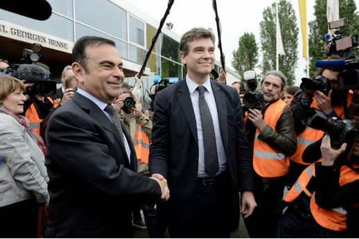 34 plans industriels : Montebourg ramassera les copies à Noël
