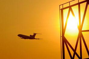 Avion en phase de décollage