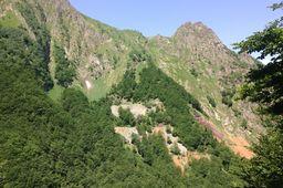 Mine de tungstène de Salau en Ariège - Variscan