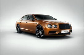 La nouvelle Bentley Flying Spur W12 S dépasse les 320 km/h