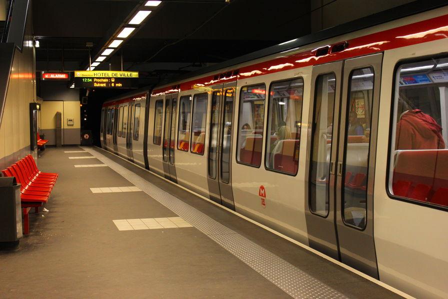 Hotel De Ville Louis Pradel Metro