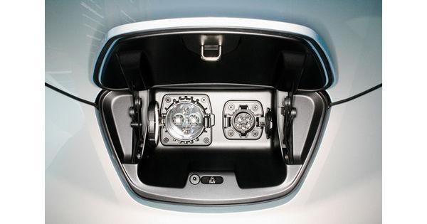 Nissan planche sur un v hicule lectrique quip d 39 un prolongateur d 39 - Autonomie d un congelateur ...