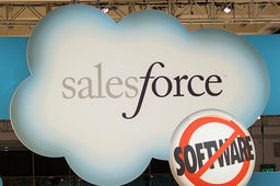 Salesforce investit 50 millions de dollars dans des start-up de l'intelligence artificielle