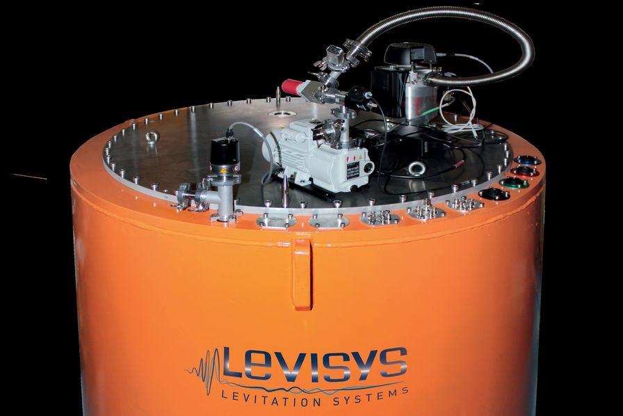 Levisys lance la production de volants d'inertie