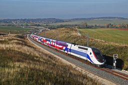 Rame d'essai TGV