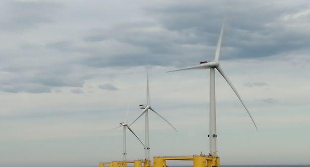 [Les atouts du parc éolien flottant Windfloat Atlantic d'Engie et EDPR au Portugal] - Usine Nouvelle