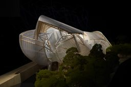 La Fondation Louis Vuitton, de l'art… et de la technique