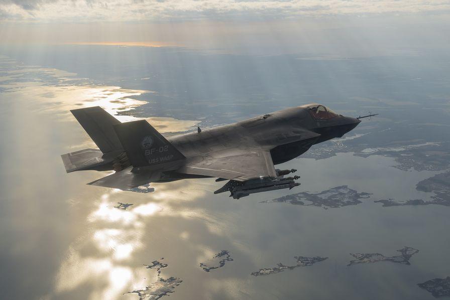 L'actu de la MARINE NATIONALE, de notre défense et de nos alliés /2 - Page 23 F-35