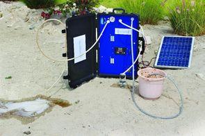 Sunwaterlife simplifie l'accès à l'eau potable