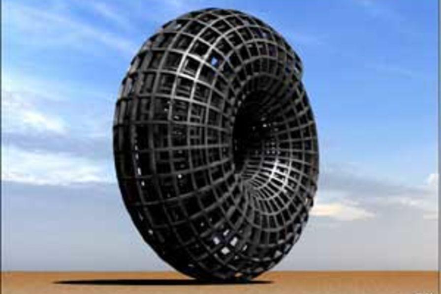 arcelormittal de l 39 art dans l 39 acier image du jour. Black Bedroom Furniture Sets. Home Design Ideas