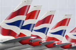 Baisse de 11,4% du trafic de British Airways en mars