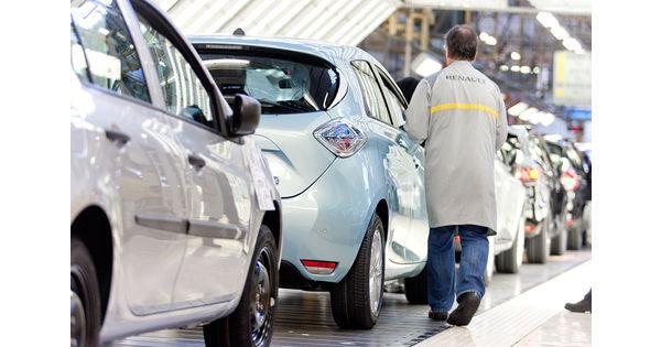 Véhicules d'occasion, batteries, recyclage… Le projet de Renault pour Flins