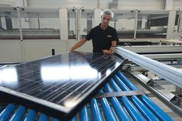 S'Tile fait appel au crowdfunding pour financer la production de cellules solaires en France