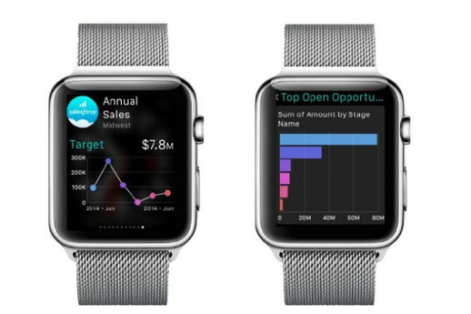 "L'Apple Watch ouvre l'ère du ""quantified work"""