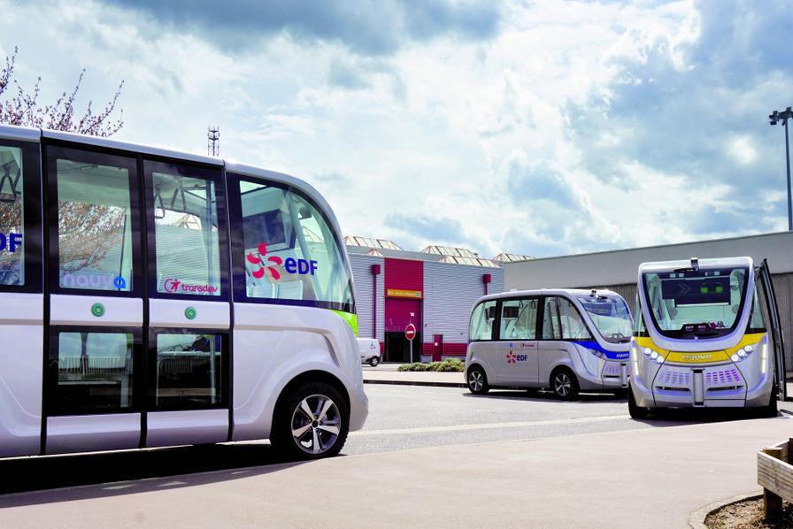 """Résultat de recherche d'images pour """"minibus autonomes"""""""