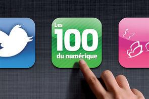 les 100 du numérique