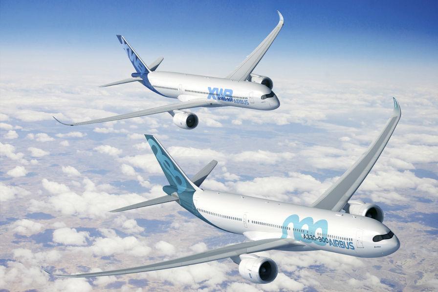 Airbus: décollage réussi pour le premier vol d'essai de l'A330neo (vidéo)