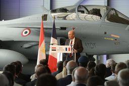 Eric Trappier, le PDG de Dassault Aviation