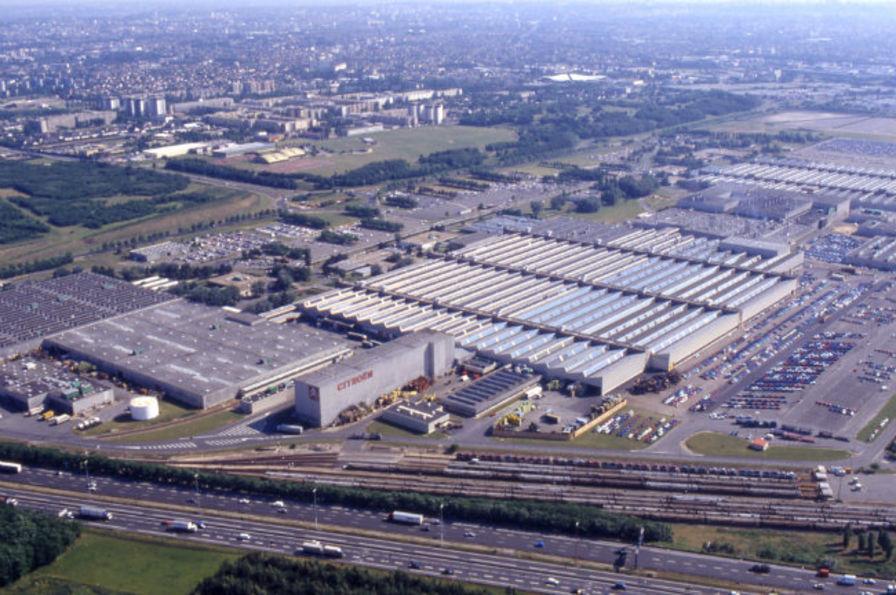 1973 2013 40 ans d 39 automobiles l 39 usine psa d 39 aulnay sous bois - Garage peugeot aulnay sous bois ...
