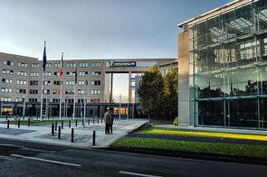 Siège de Michelin à Clermont-Ferrand