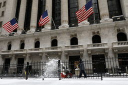 Wall Street toujours sans tendance, la prudence s'impose