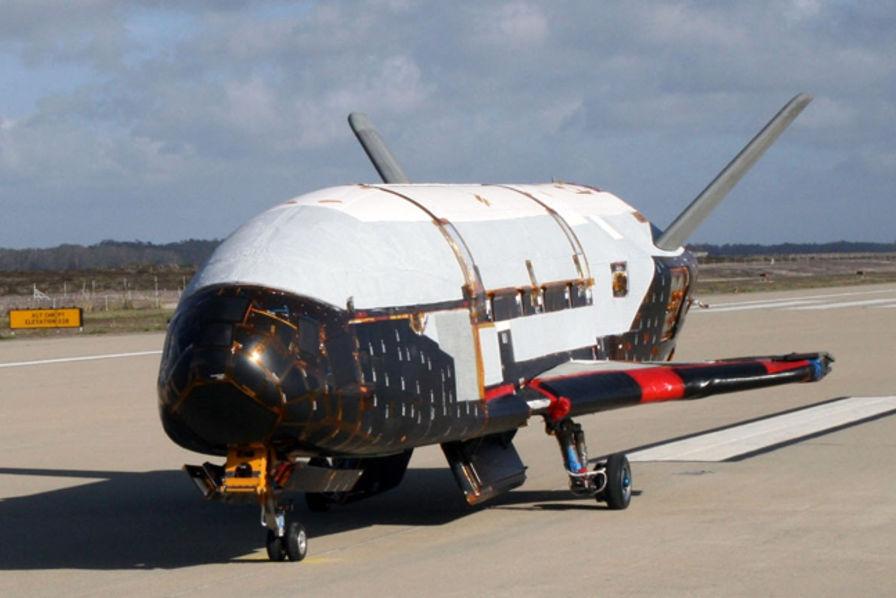 Drone spatial  Avion-spatial-boeing-x-37b