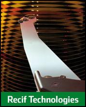 Recif Technologies : porte-galettes