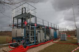 Neuf nouveaux sites d'injection de biométhane en France en 2016