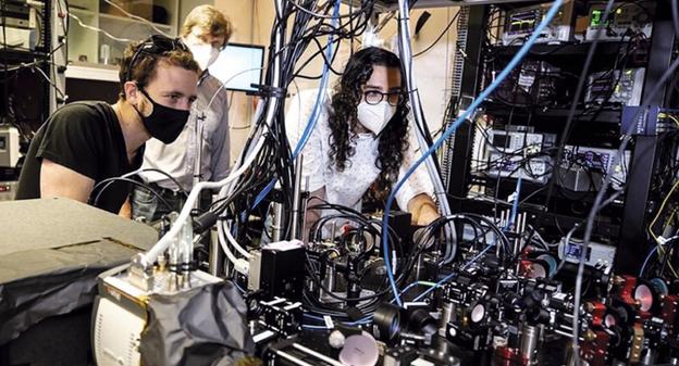 Harvard et le MIT concurrencent Pasqal dans les atomes froids